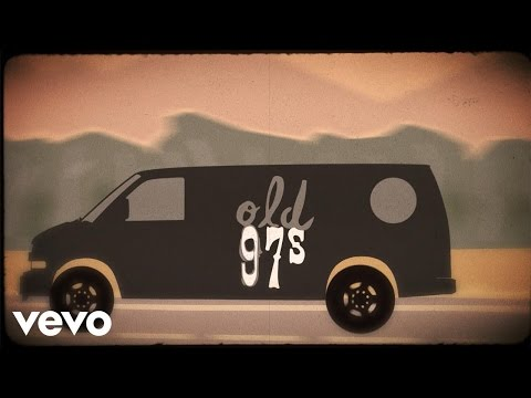 Old 97's feat. Brandi Carlile - Good With God (Lyric Video)