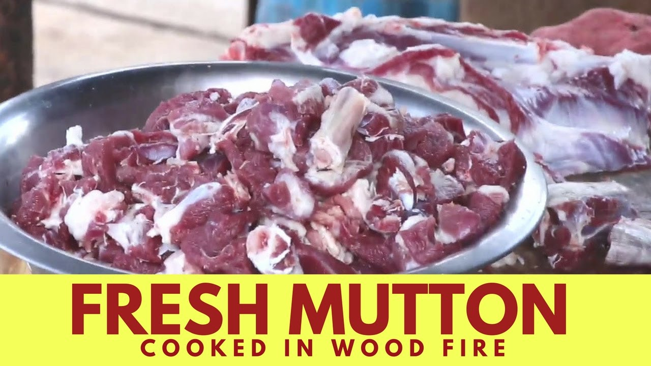 15 Pounds Lamb Meat  Mutton Cooked By Bargur Famous