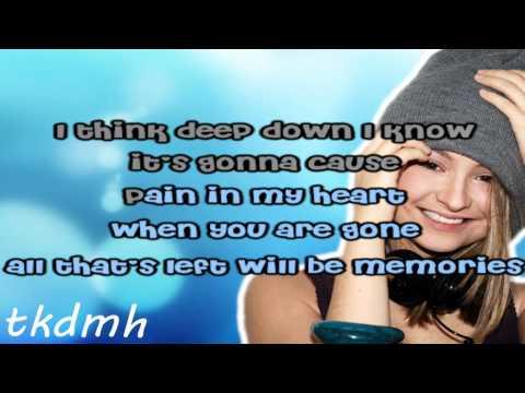 Natalia - Missing You Karaoke/Instrumental