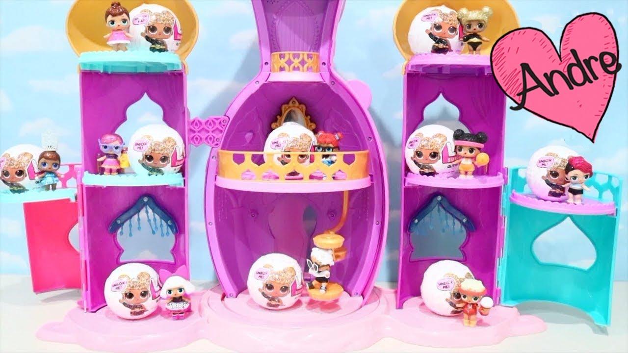 LOL Surprise Serie Glitter COMPLETA | Muñecas y juguetes con Andre ...