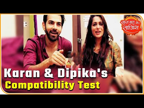 SBS Originals | Compatibility Test Of Sonakshi And Dr.Rohit From Kahaan Hum Kahaan Tum