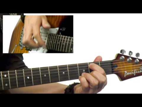 Guitar Interactives - #7 Slash Chords - Guitar Lesson - Robbie Calvo