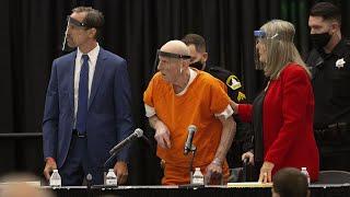 Golden State Killer Joseph Deangelo Pleads Guilty To Murders In California