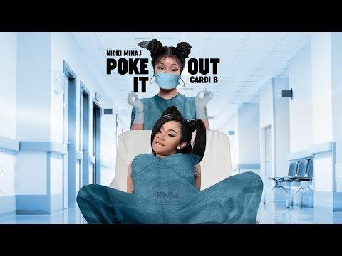 Nicki Minaj, Cardi B - Poke It Out [MASHUP]