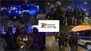 [MASSIVER SEK-EINSATZ IM SCHANZENVIERTEL] - Spezialeinsatzkräfte stürmten G20-Krawalle -