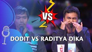 Ternyata Pertarungan Dodit Mulyanto Vs Raditya Dika Berawal Dari Sini Suci 4
