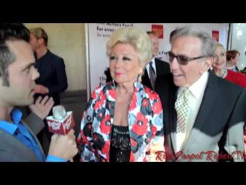 Mitzi Gaynor & Norm Crosby at the 17th Annual #TonyAwards Party #LosAngeles