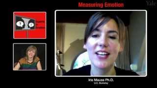 Experts in Emotion 2.3 -- Iris Mauss on Measuring Emotion