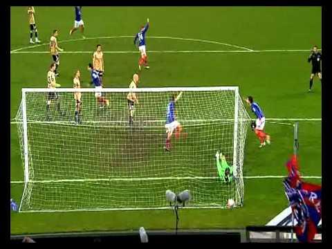Tilbakeblikk: Cupfinalen 2008 VIF vs Stabæk