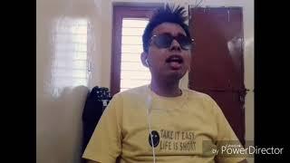 Kabhi Alvida Naa Kehna covered song by Saurav das
