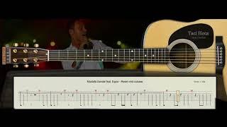 GİTAR DERSİ 1 - Reset ( Mustafa Sandal feat Eypio ) - Taci Hoca : 0543 232 91 22