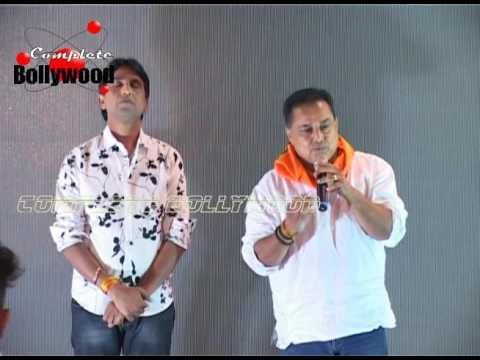 Boney Kapoor,Dr  Kumar Vishwas at Music...