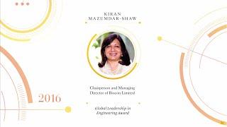 Alumni Profile: Kiran Mazumdar-Shaw