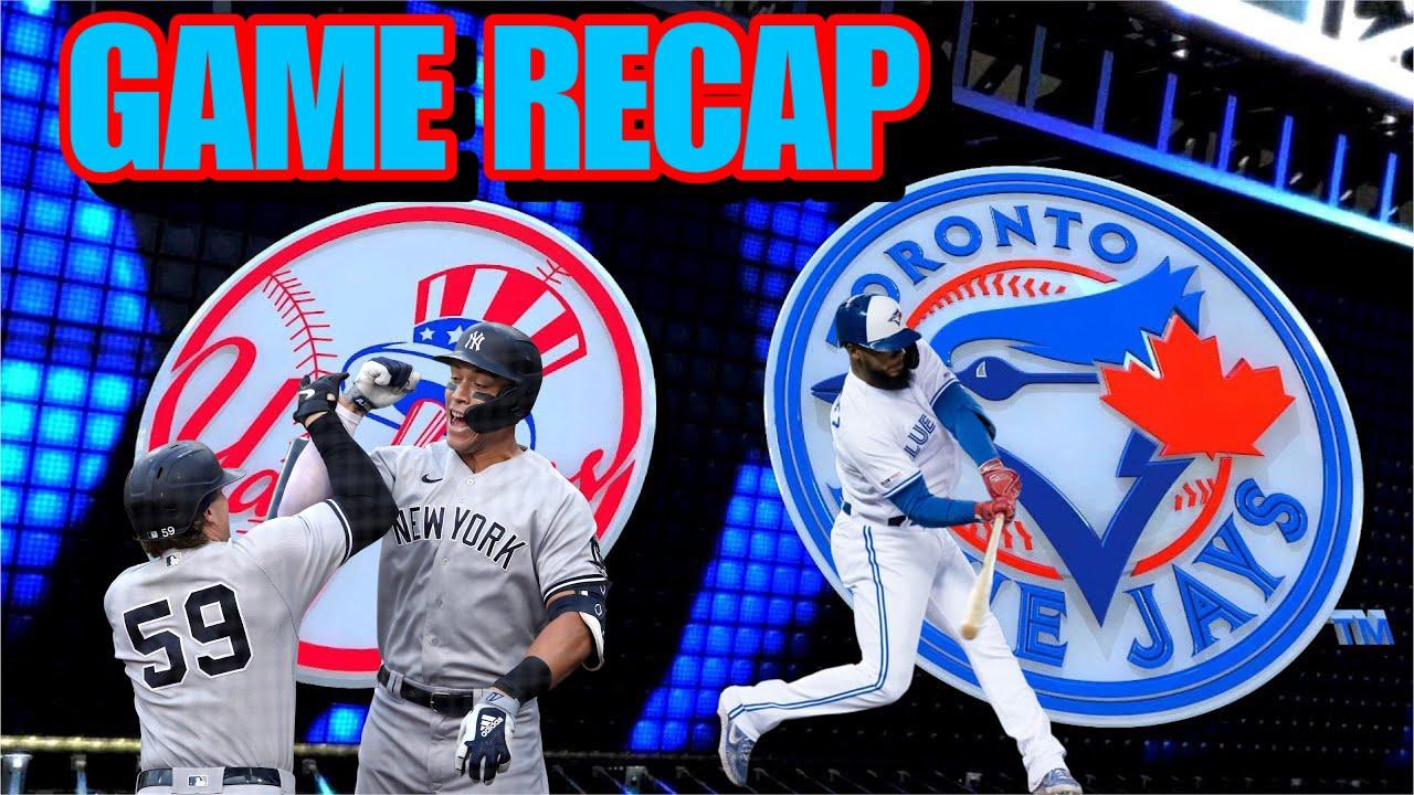 Download Yankees vs Blue Jays / Game Recap / Spring Training