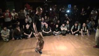 天満バトル! POP vol5 QUARTER FINAL GUCCHON VS YU-TA