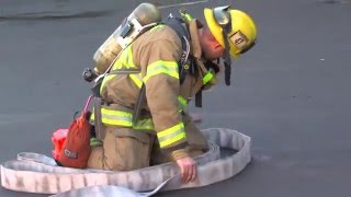 City Watch - Firefighters band together for high rise training