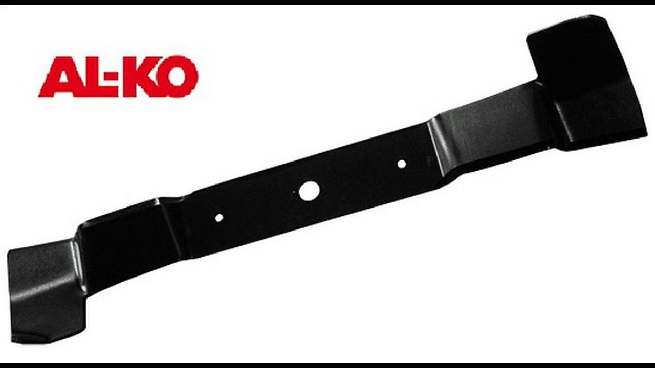 Нож для триммера - YouTube