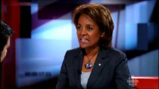 The Hour: Michaelle Jean