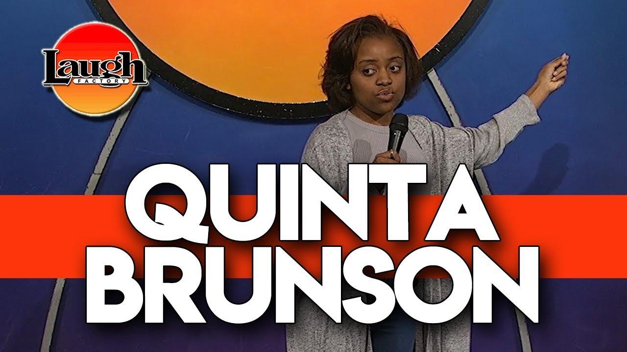 Quinta Brunson   Harriet Tubman   Stand-Up Comedy