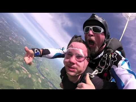 Man Hacks: Skydiving Q103 [Sponsored]