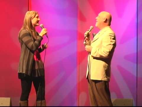 Pastor Dave LaChance and Nicole Hopper