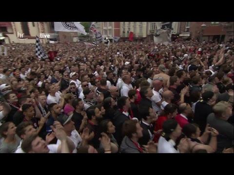 Livestream von hr-fernsehen: heimspiel! extra live - der Empfang der Frankfurter Eintracht