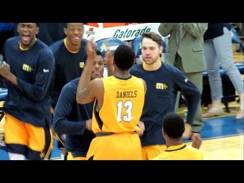 Chaise Daniels - 2016-2017 Video Highlights - Quinnipiac Bobcats Forward