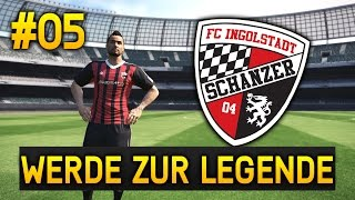 PES 2016 WERDE ZUR LEGENDE #05 ★ GIB AB, DU SACK! ★ PES 2016 Become A Legend