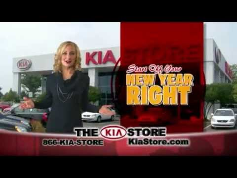 Kia Store Louisville Car Commercial - New Year's ...