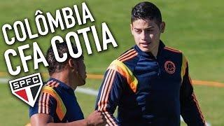 Colômbia sobre CFA Cotia - São Paulo FC
