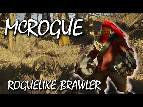 McRogue - Brawling Action Roguelite (Steam Early Access)