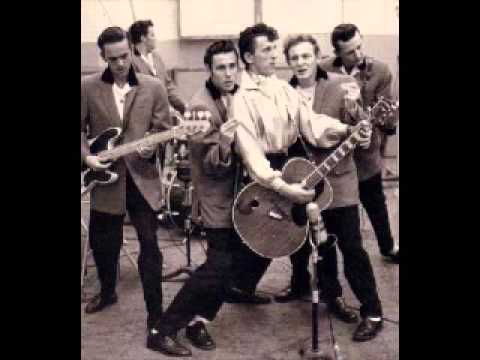 UNCHAINED MELODY  1956   GENE VINCENT