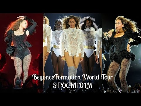 Beyonce | Formation World Tour | Live in Stockholm Friends Arena 2016