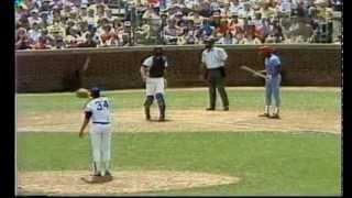 Ryne Sandberg vs. Willie McGee