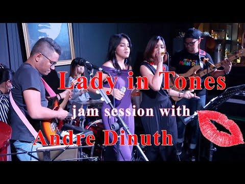 Lady in Tones (LIT) Jam Session with Andre Dinuth at Bugsy's Plaza Senayan