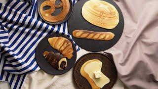 【騙されちゃうかも?!】パン・パンケーキ