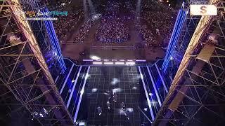 EXO -  KOKOBOP + POWER @ PYEONGCHANG OLYMPIC G 100