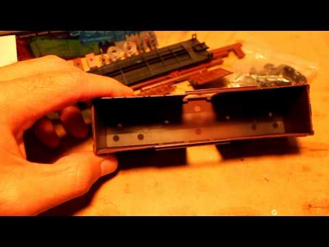 Assembling a Boxcar Kit: The Beginning – Part 1 of 3