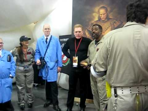 Arizona Ghostbusters meet Ernie Hudson & William Atherton