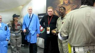 Arizona Ghostbusters meet Ernie Hudson & William Atherton
