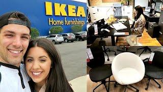 ikea shop with me 2017 episode 3  desks shelving storage office spaces
