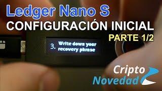 Cómo configurar e instalar aplicaciones en el Ledger Nano S? (1/2) - Tutorial