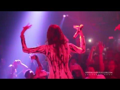 After Movie Soundsations & Johnnie Walker #DJDevina Feat Aura Kasih @Blueangelsclub