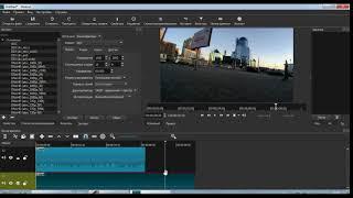 Как сделать эффект картинка в картинке видеоредактором Shotcut