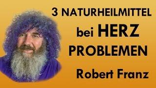 Herz Probleme - 3 Naturmittel die Robert Franz empfiehlt