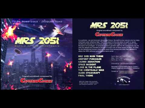 CAPITAINE COOKIE _MRS 2051 _ CYBER PUNK MARSEILLE