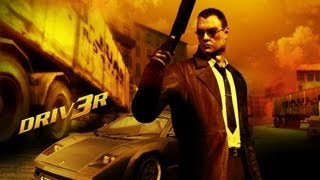 Gameplay e Download Driver 3 Full Rip PC(334MB)[HD]