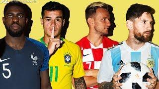 FC Barcelona - Goals & Skills | WC 2018