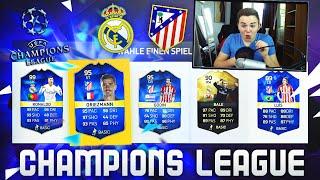 FIFA 16: CHAMPIONS LEAGUE FINAL DRAFT (DEUTSCH) Real-Athletico feat. Ronaldo & co  ULTIMATE TEAM