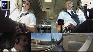 Im Lufthansa Cargo Md-11f Cockpit: Mit Flugkapitän Fokko Johannesburg Nach Nairo